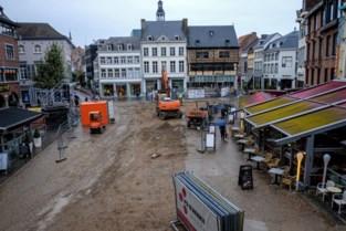 'Duur' asfalt op Grote Markt doet Hasselaren steigeren