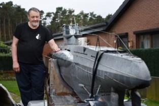 Ooit bouwde Raf auto's, nu een duikboot die schittert in film