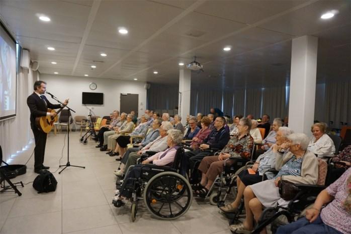 Voorstelling over Edith Piaf te volgen in 28 woon-zorgcentra