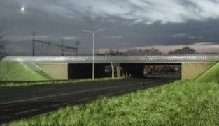 Provincieraad zet licht op groen voor fietssnelwegbrug over Volhardingslaan
