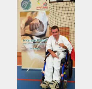 Bronzen medaille voor Tiense G-karateka