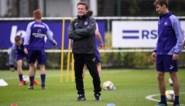 Frank Vercauteren stuurt koers bij in Anderlecht: vanaf nu meer resultaatgericht voetbal