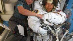 Volledig vrouwelijke ruimtewandeling komt er nu plots heel snel aan