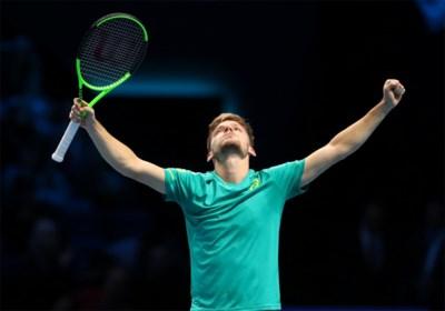 De hofhouding van 'koning' David Goffin: het internationale team achter de beste Belgische tennisser