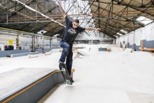 """""""Dit wordt het grootste skatepark van België"""""""