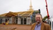 """Mormonen palmen Melle in:  """"Wij zullen nooit een kruis in onze kerk hangen. Daarmee werd Jezus vermoord"""""""