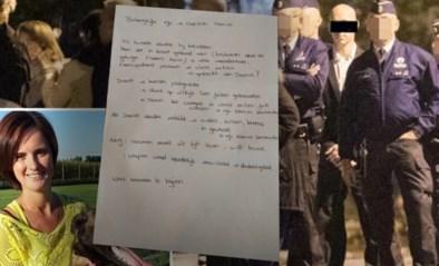 """Chaos door anonieme brief assisenproces over moord op Carmen (35) : """"Beklaagde liet de moord door andere man plegen"""""""