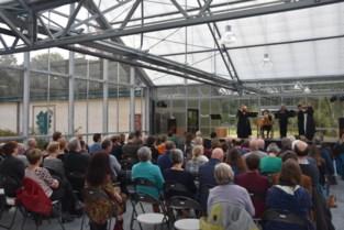 Nieuw Bosinfocentrum geopend: gebouw kan ook gebruikt worden als concert- en tentoonstellingsruimte