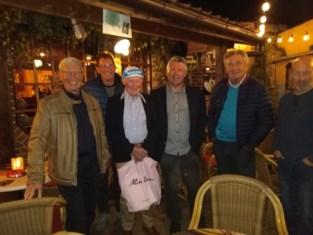 Zoutleeuwse Wielertoeristenclub viert tachtigjarige Roger Goossens
