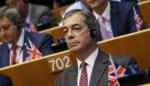 """Nigel Farage: """"Dit is geen Brexit"""""""
