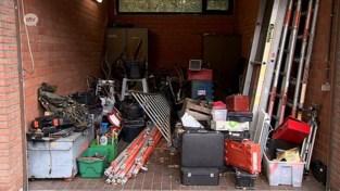 VIDEO. Twee garageboxen vol gestolen materiaal: politie Brasschaat houdt kijkdagen