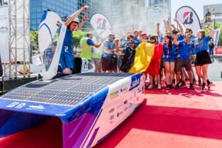 Belgisch Solar Team maakt droom waar: voor het eerst wereldkampioen