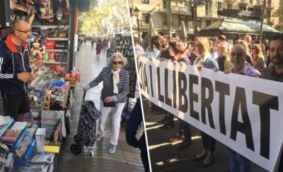 """Barcelona barst in tweeën door Catalaanse kwestie: """"Maar de toeristen blijven gelukkig komen. Nu toch nog..."""""""