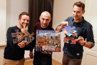 Carnavalsvrienden brengen na boekjes ook Oilsjterse puzzel uit
