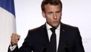 """Franse president Emmanuel Macron: """"Brexit-akkoord wordt gefinaliseerd"""""""
