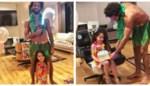 Wat doet Mo Salah als zijn dochter jarig is? Zichzelf verkledenals Disney-figuur