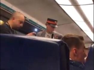 """Racistisch incident tussen Brusselse spoorwegpolitie en passagier: """"Ga terug naar Kinshasa als het u niet aanstaat"""""""