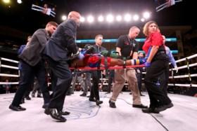 Amerikaanse bokser Patrick Day (27) overleden na knock-out