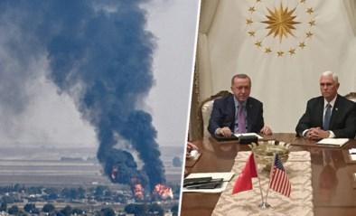 """VS en Turkije bereiken akkoord over staakt-het-vuren in Syrië: """"Miljoenen levens zullen worden gered"""""""