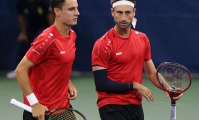 Vliegen en Gille grijpen ticket voor halve finales dubbelspel European Open