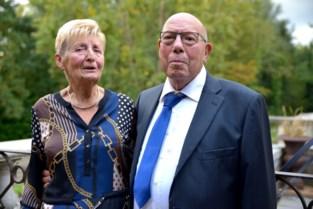 Pierre en Monique zestig jaar getrouwd