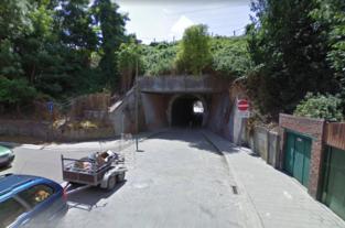 Doorgang aan spoorbruggen tijdelijk weer open