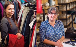 Nadruk op recyclage en jobcreatie tijdens open dag in de Kringwinkel