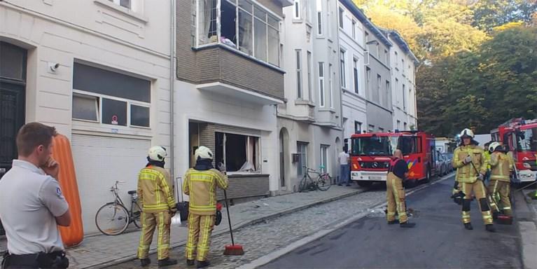 Twee zwaargewonden bij ontploffing in huis in centrum van Gent