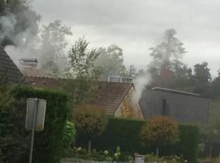 Man opgepakt na uitslaande brand in woning in Zonhoven