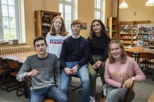 Weg uit hun comfortzone: leerlingen helpen 25 uur mee in sociale sector