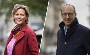 En nu is de strijd écht geopend: Katrien Partyka en Vincent van Peteghem eerste kandidaat-voorzitters van CD&V