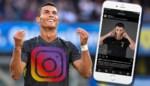 Ronaldo verdient meer geld aan Instagram dan aan zijn voetbal