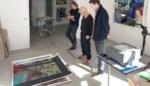 'In My Room', atelierbezoek bij Dieter Darquennes, resident in platvvorm