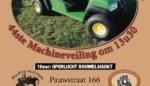 Ruilbeurs & onderdelenmarkt, rommelmarkt en machineveiling bij OTL Lozen Boer
