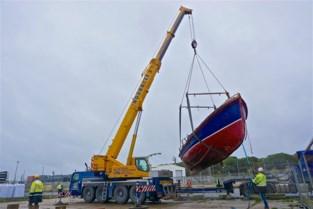 Historische reddingsboot vanuit Brugge naar thuishaven Oostende voor nieuw leven