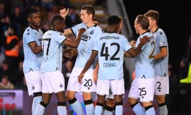 Club Brugge dient Moeskroen nog eens een thuisnederlaag toe