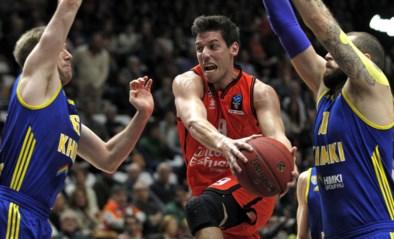 Derde nederlaag op rij voor Valencia en Sam Van Rossom in de Euroleague basket