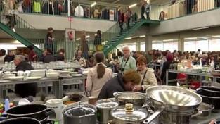 VIDEO. Massa volk voor opening van grootste kringwinkel van de regio in Heverlee