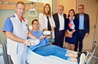 Kankerpatiënten dromen weg tijdens behandeling dankzij VR-bril
