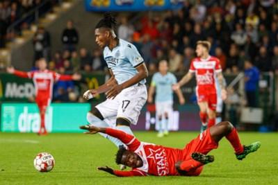 SPELERSBEOORDELINGEN. Vier spelers van Club Brugge voorkwamen maar nipt een buis tegen Moeskroen