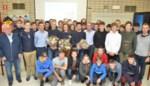 Wielerschool Oudenaarde zet oud-leerlingen in de bloemen