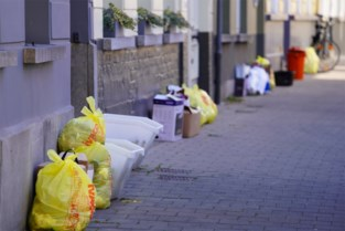 """Gele restafvalzak in Gent slaat op: """"Niet duurder voor wie goed sorteert"""""""