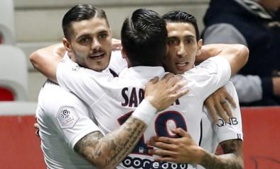 Geen Neymar, geen probleem voor PSG: Di Maria ontbindt zijn duivels, Mbappé is klaar voor Club Brugge