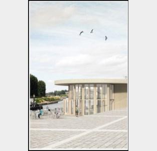 Plannen paviljoen langs Leie definitief opgeborgen