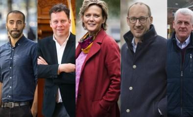 Al vijf kandidaat-voorzitters maar CD&V mag beginnen te bidden voor een sterke leider