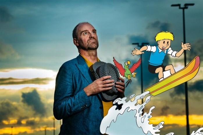 """Hans Bourlon richt zijn blik op de toekomst: """"Jommeke is mijn ultieme avonturier"""""""