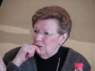 Cecile Verstuyft overleden