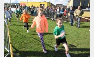 Scholenloop in Pepingen: tweede keer goede keer