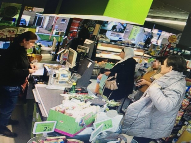 Gewapende overval op Carrefour Express