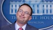 """Stafchef Witte Huis geeft toe dat VS hulp inhield om Oekraïne onder druk te zetten: """"We doen dat constant"""""""
